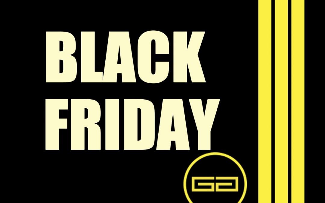 Llega el Black Friday a Atenas