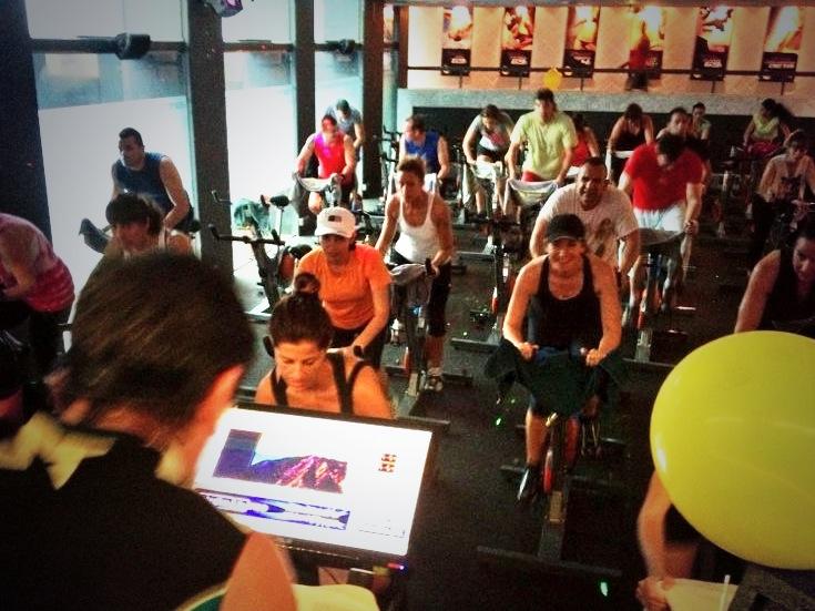 Doble Maratón de Zumba y Bike