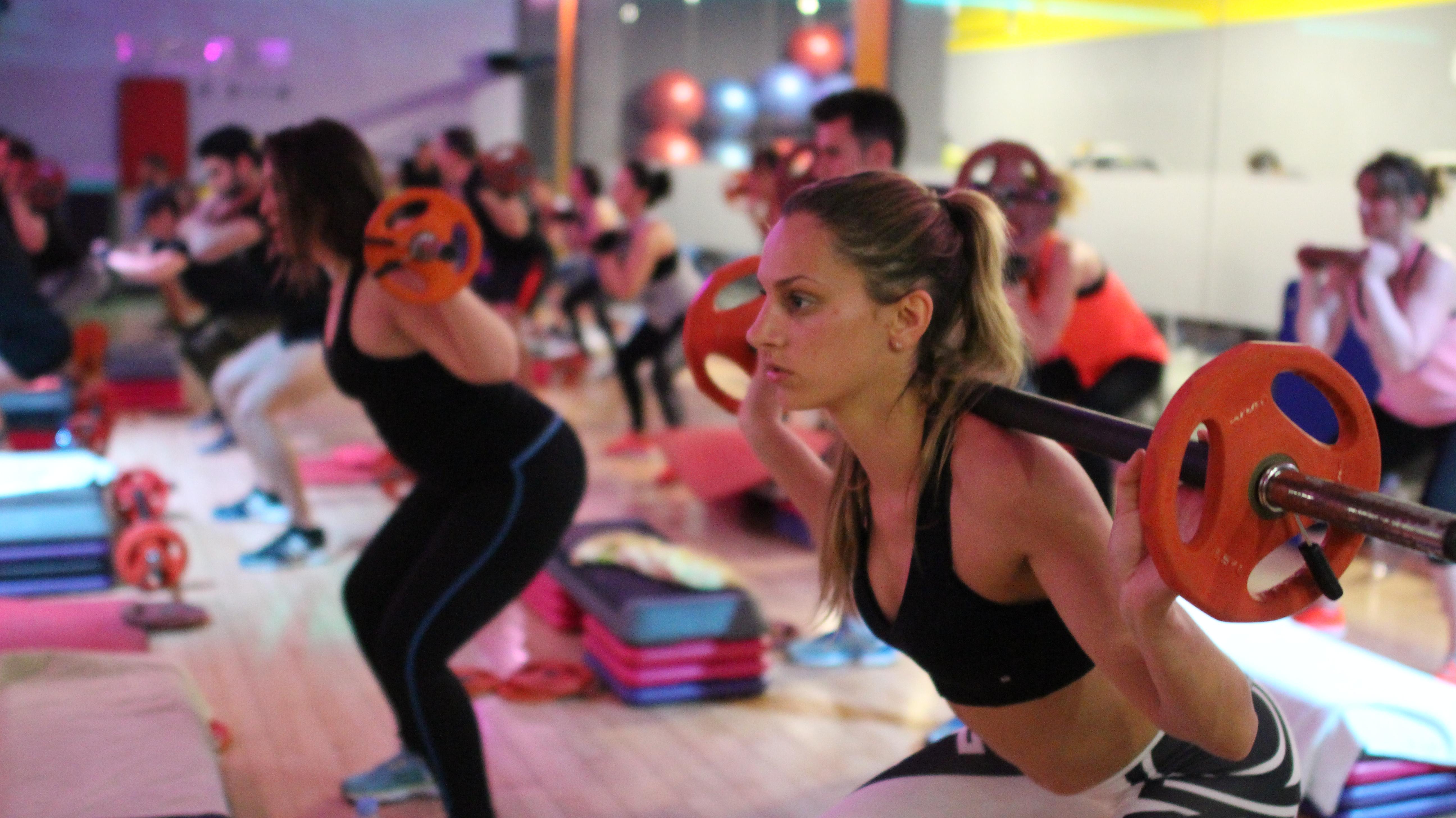 Body pump gimnasio atenas for Gimnasio por horas