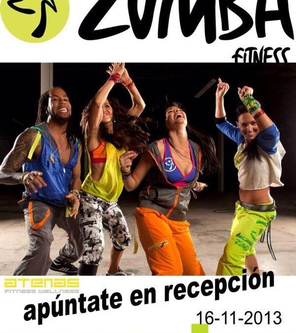El próximo Sábado día 16 Nov Maratón de Zumba en Marbella