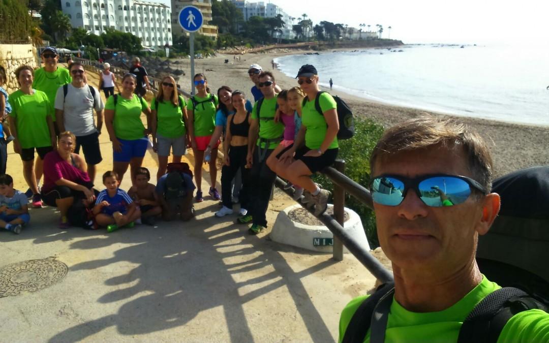 19ª Marcha Senderismo senda litoral