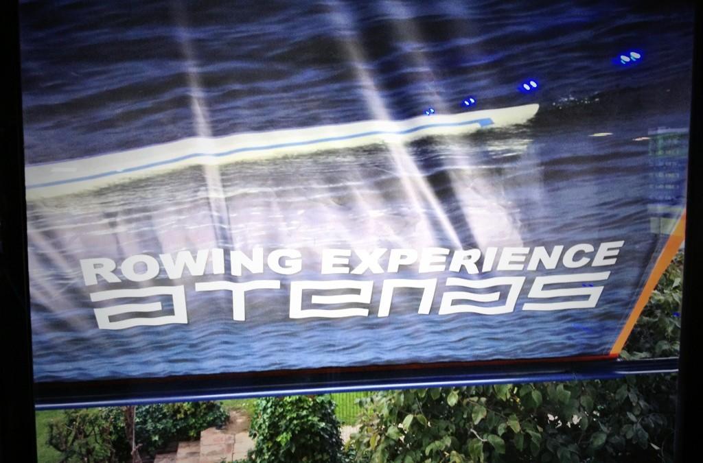 Rowing Experience en Atenas Marbella