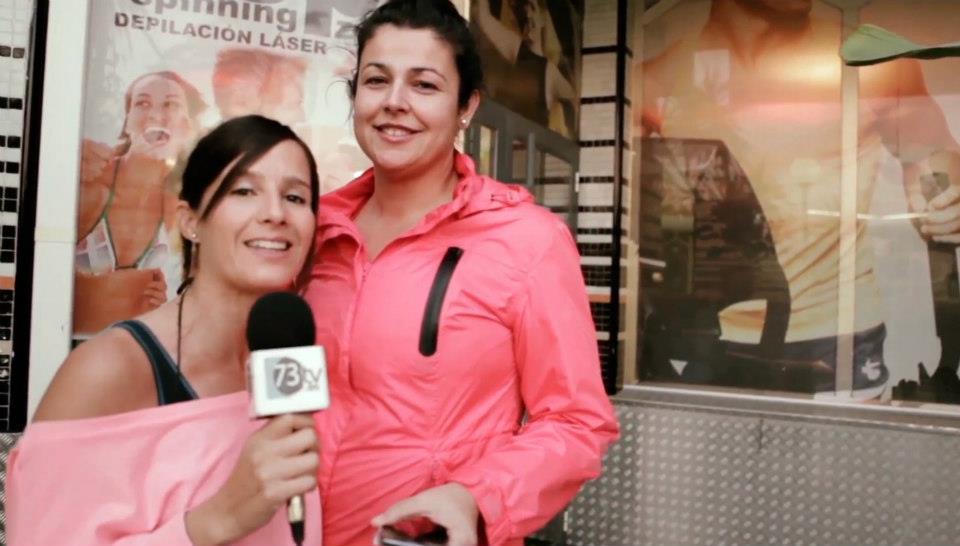 Video del seguimiento de nuestra usuaria Conchi en el Gimnasio Atenas