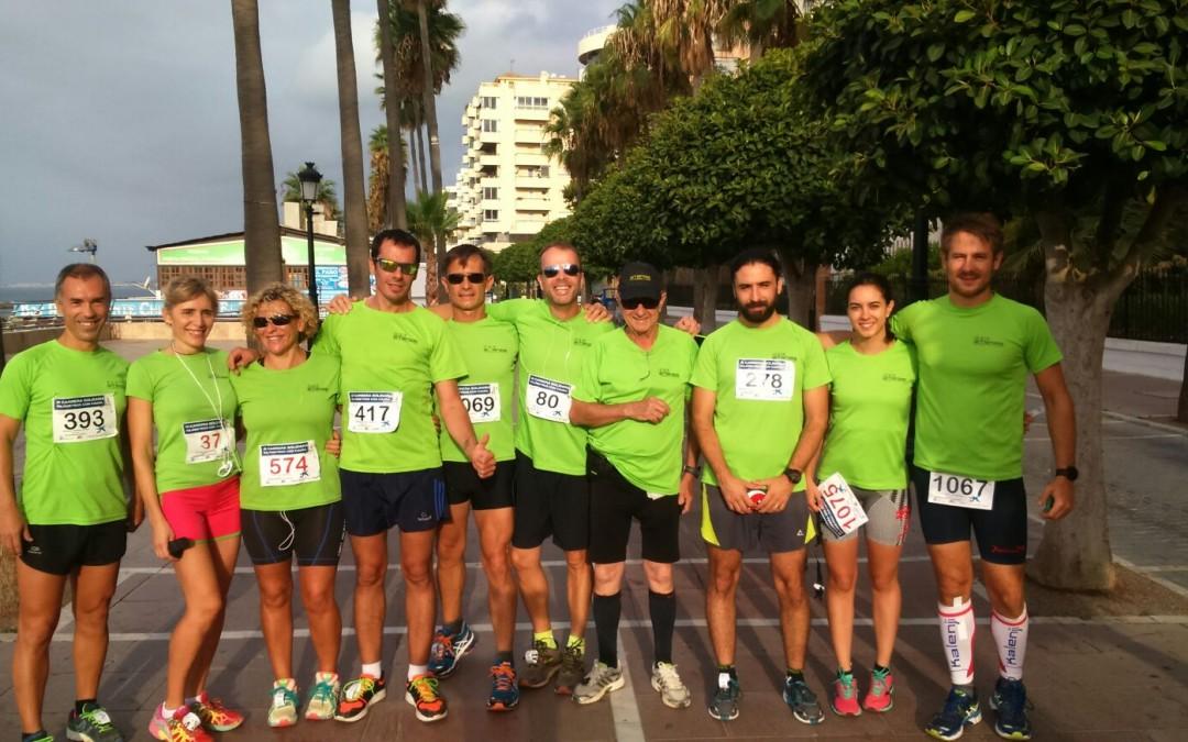 Marbella Outdoor participa en la III Carrera Solidaria