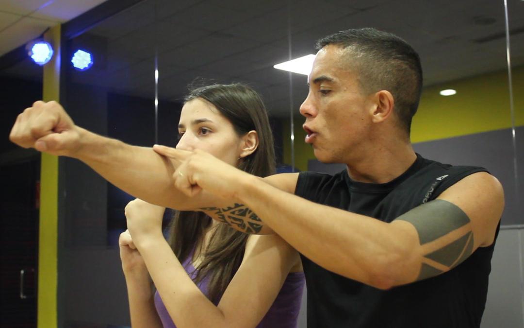 Primer taller técnico Body Combat