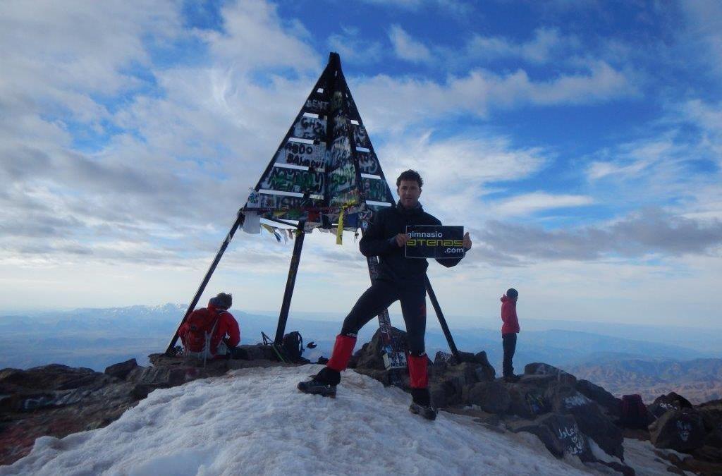 Subida al Pico Toubkal en Marruecos
