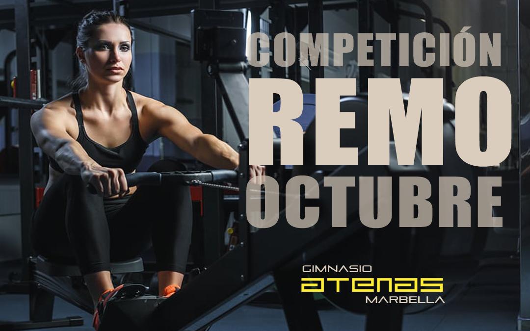 Competición Remo Octubre 2019